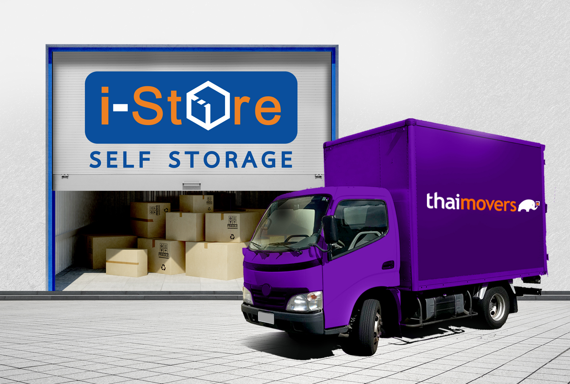 Thaimovers & i-Store
